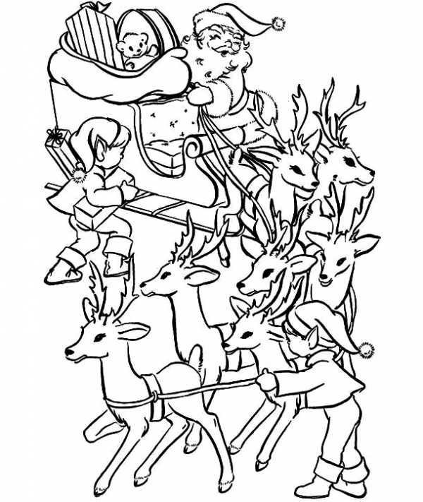 Раскраска год собаки. Новогодние раскраски 2018 для детей ...